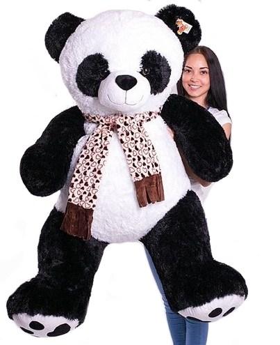 Большая мягкая игрушка панда