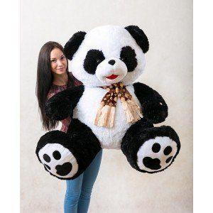 Панда игрушка мягкая большая