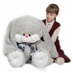 Мягкие игрушки больших размеров купить ткань для пальто из альпака